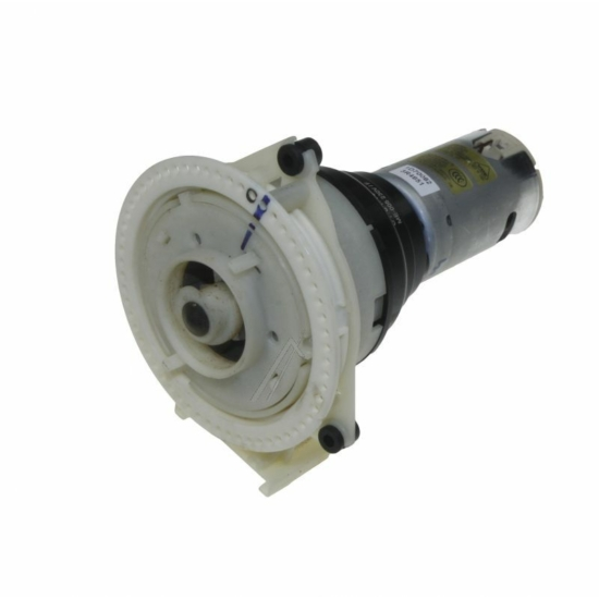 Komplett daráló motor