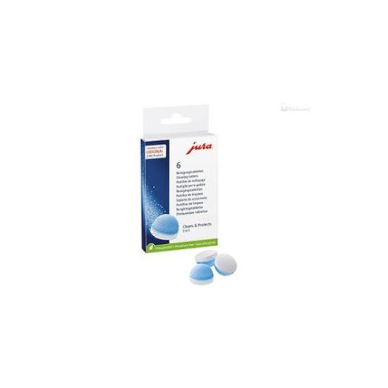 Jura Reinigung tabletta 6db