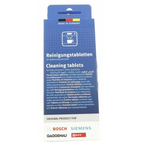 Reinigungstabletta Bosch/Siemens/Neff 10db